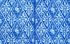 Medieval Checkerboard pattern