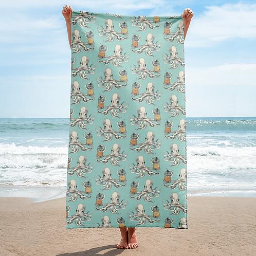 Priscilla's Prize Beach Towel