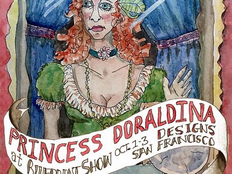 Princess Doraldina at Blueprint SF!