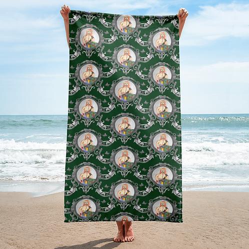 Celtic Rogue Beach Towel
