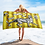 Thumbnail: Leopard Beach Towel