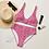 Thumbnail: Swashbuckler Stripe - High-waisted bikini