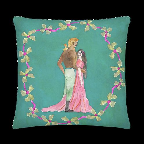 Sweet Nectar of Love - Premium Pillow
