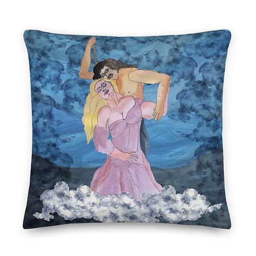 Hot Hope of the Storm Teacher - Premium Pillow