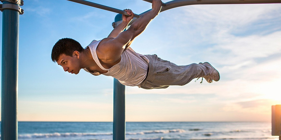 Introduction to Calisthenics With Keegan