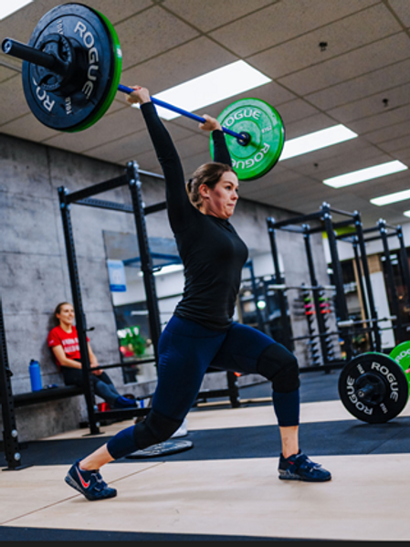 Into to Olympic Weightlifting