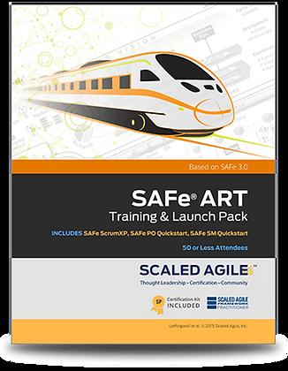 SAFe ART Training & Launch Pack (125)
