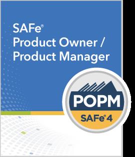 SAFe POPM Printed Courseware