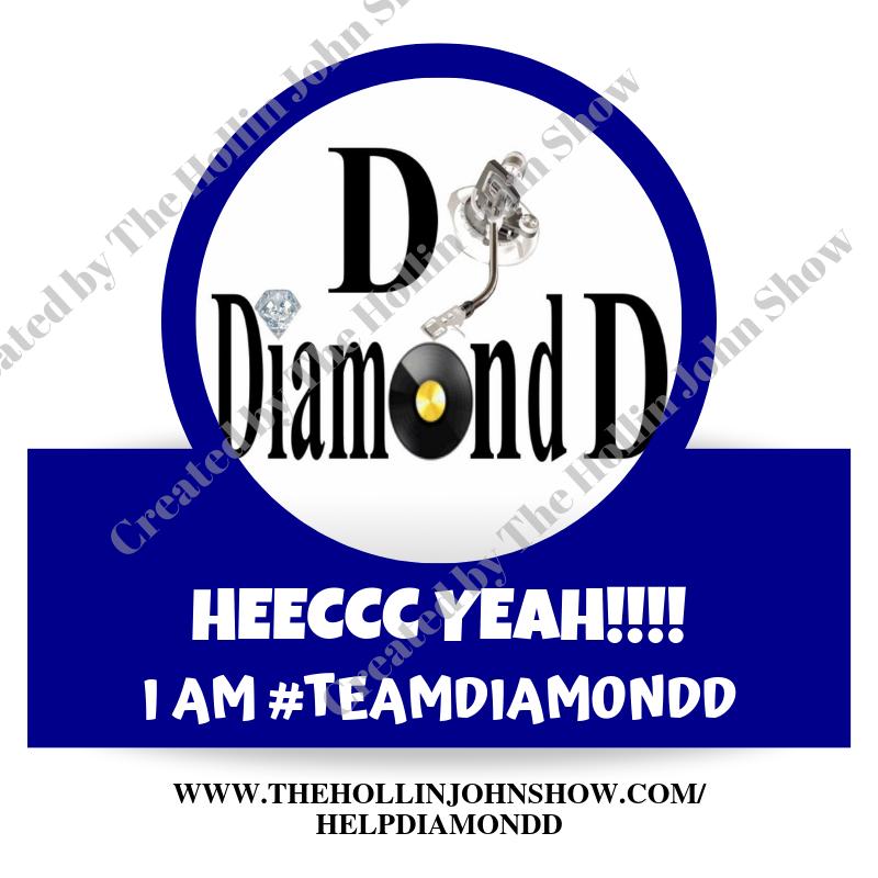 I am #TEAMDIAMONDD-PROOF