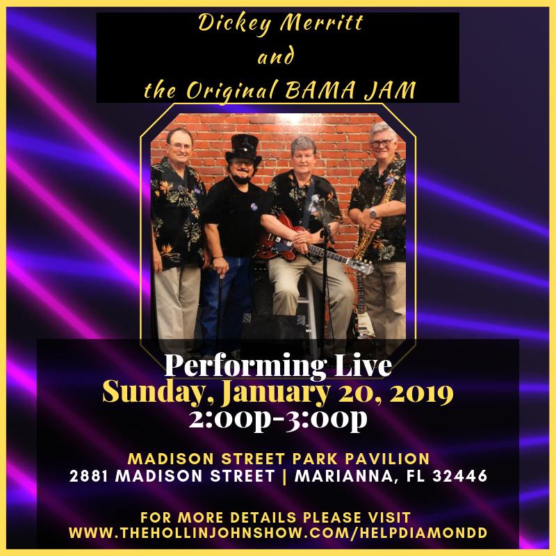Dickey Merritt for Diamond D Benefit 201