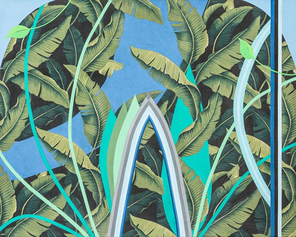 Megan Frances Breeze in the Rainforest