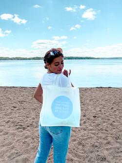Re-Usable Tote Bag