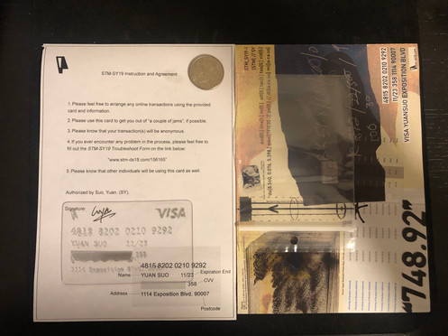 Authorization Form and Poster