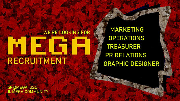 MEGA Recruitment.