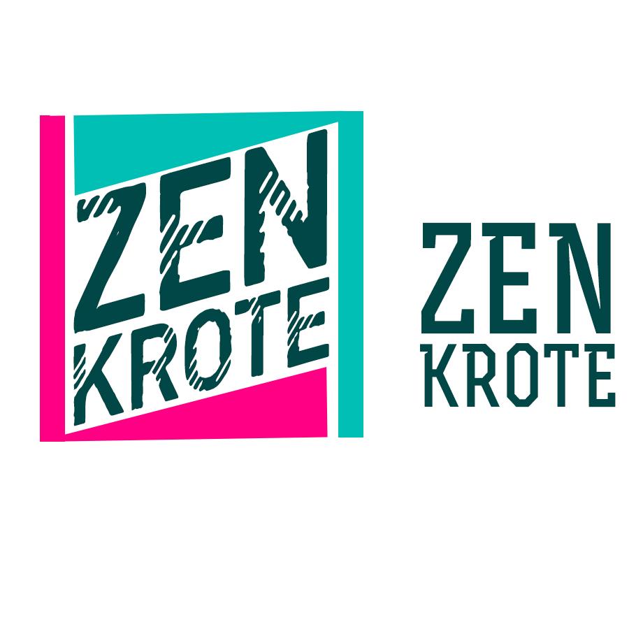 ZEN KROTE letter logo1
