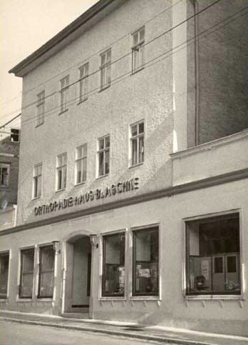 Modernisierung 1954
