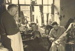 Prothesenbau nach 1945