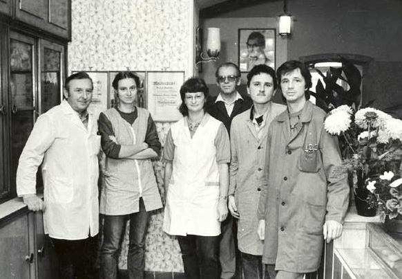 85. Firmenjubiläum 1989