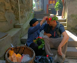 יובל לוי- מדריך טיולים בסין