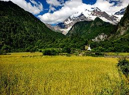 טרק עמק יובנג, צפון יונאן