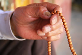 מחרוזת תפילה טיבטית, מערב סצ'ואן