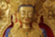 פסל בודהיסטווה בטגונג- מערב סצ'ואן