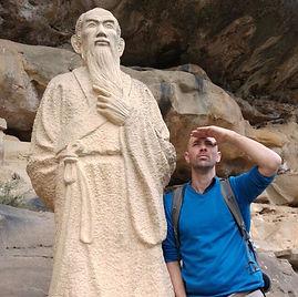 יובל לוי- מדריך טיולים ישראלי בסין