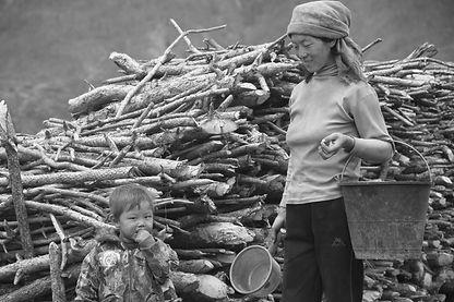בנות המוסו, טרק במחוז יונאן