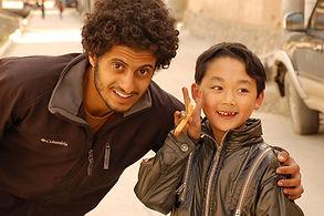 דור חג'בי- מדריך טיולים ישראלי בסין