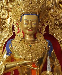 בודהיסטווה טיבטית, טגונג, מערב סצ'ואן