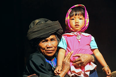 שישואנגבאנה- מיעוטים
