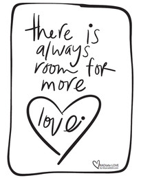 There is always room for more love