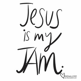 Jesus is my jam