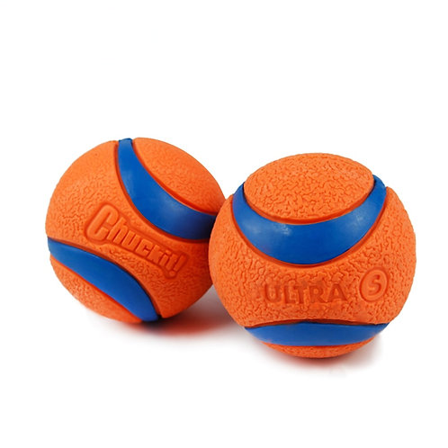 1 Pc Pet Dog Rubber Ball Toys for Dogs - Resistance to Bite Dog Chew Toys