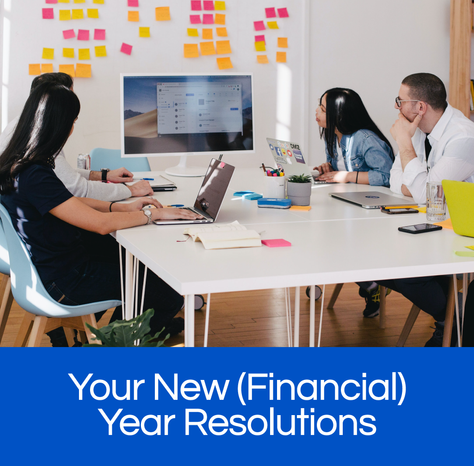 Your New (Financial) Year Resolutions
