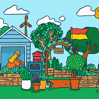 The Blueprint: Neighbourhood Farms