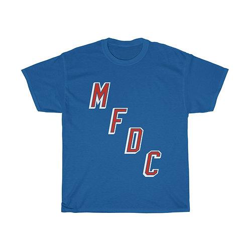 The MFDC Rangers Staff Tee