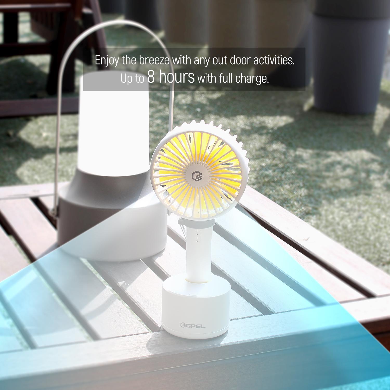 Mini Handheld Fan
