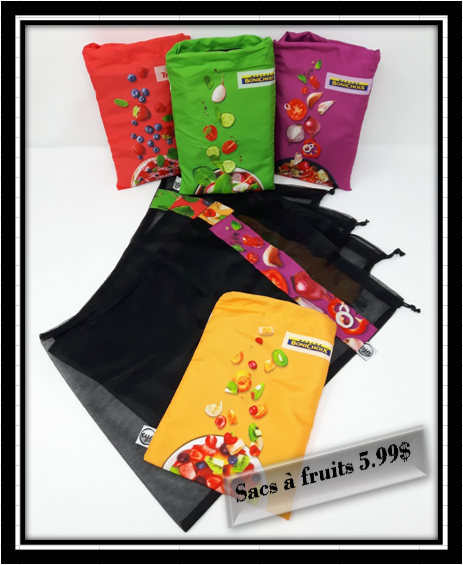 sac fruits