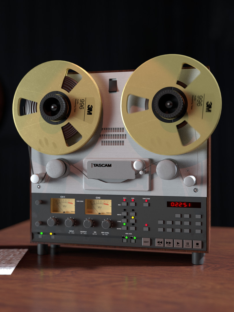 Tascam Reel to Reel