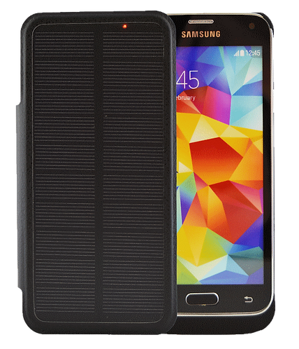 Samsung Galaxy S5 Solar Power Case 3800mAh