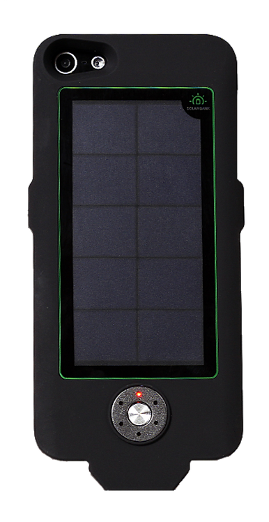 iPhone 5/5S Juice Pack with Solar Charger
