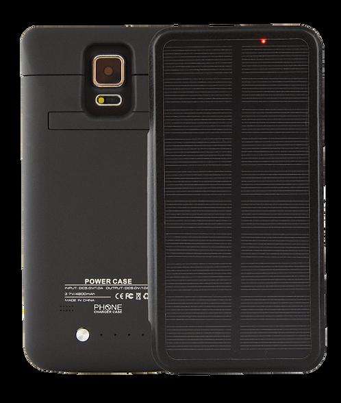 Samsung Galaxy Note 4 Solar Power Case 4800mAh