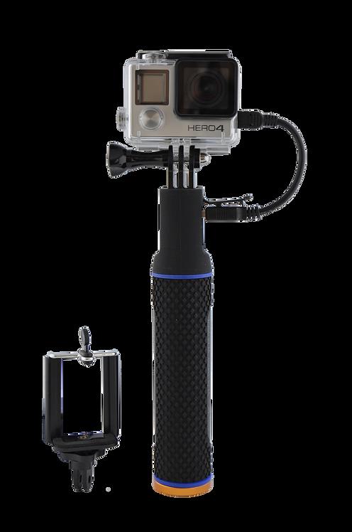 GOPRO Power Bank 5200mAh Monopod Selfie Stick