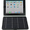 Thumbnail: iPad Case with Detachable Solar Panel