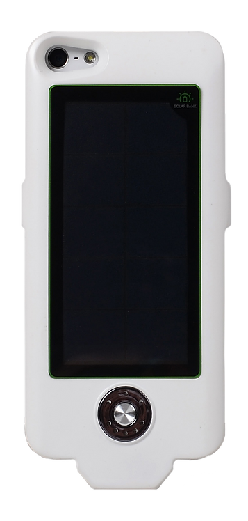 iPhone 5/5S Juice Pack Battery with Solar Charger