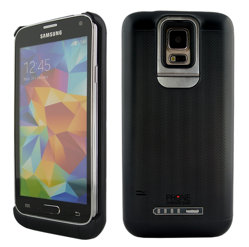 Samsung Galaxy S5 Power Case 3800 mAh