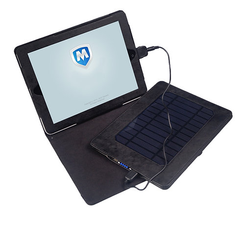 iPad Solar Case 10000 mAH Battery (Universal Fit)