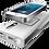 Thumbnail: Wireless Qi Jump Starter 12000mAH 400 Amps