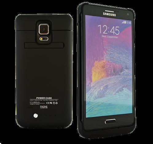 Samsung Galaxy Note 4 Battery Case 4800 mAH